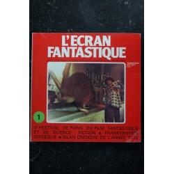 L'écran fantastique n° 1 * 1977 *