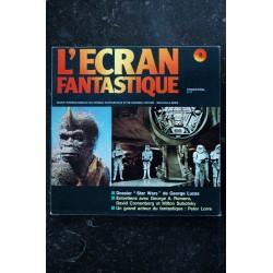 L'écran fantastique n° 1 * 1977 * FRANKENSTEIN par Jean-Claude MICHEL Flesh-Feast