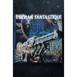 L'écran fantastique n° 9 * 1979 * Spécial Jules Verne Cinéma Quintet Les yeux de Laura Mars
