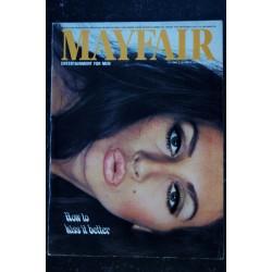 MAYFAIR UK Vol 02 N° 11 1967 11 TRES RARE DEADWOOD DEBBIE HELGA WILBUR SMITH SARAH SMITH