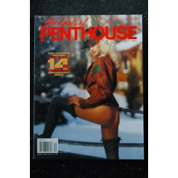 PENTHOUSE 1989/1 THE DEVIL IN JIM BAKKER TRIO JOHN DAVID GINGER MILLER A. NESBIT