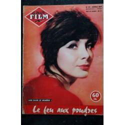 amor Film n° 145 RARE mai 1957 COVER Martha HYER Les ailes de l'espérance