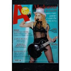 """A Cover MADONNA + 5 pages """"Sesso con el marito ? Più divertente se ..."""" Italian Edition 2008"""