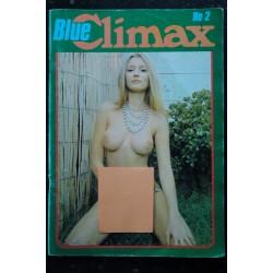 Blue Climax N° 55 * 1993 * TABATHA CASH 16 pages Color Climax Corporation Revue Roman Photo Adultes