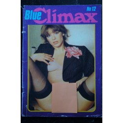 Blue Climax N° 10 * 1978 * 64 pages Color Climax Corporation Revue Roman Photo Adultes