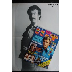 Hit Magazine 67 JOHNNY HALLYDAY PATRICK JUVET CLOCLO Laurent VOULZY 1977 08