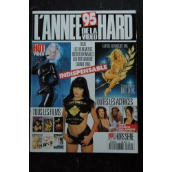 HOT VIDEO L'ANNEE DE LA VIDEO HARD 1995