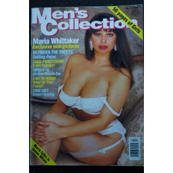MEN'S COLLECTION N° 17 TRUE GRIT JAMES WHALE HOT MARIA WHITTAKER NUDE EROTISME 1991