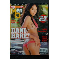 MEN ONLY THE BEST OF New n° 02 2008 issue 61 WANDA TAMMY BETH NIKKY VICKY ANITA ANGELINA
