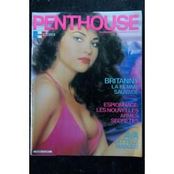 PENTHOUSE 003 AVRIL 1985 AVA BRITTANNY CATON WUNDERLICH PIPI ANDERSSEN AVA MONET