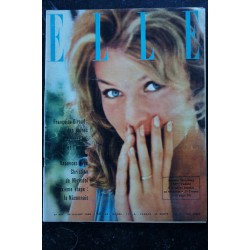 ELLE 656 21 juillet 1958 Mireille GRANELLI Gilbert BECAUD Harry BELAFONTE - 76 pages FASHION VINTAGE
