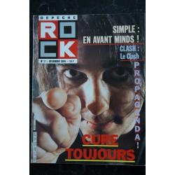ENFER Magazine 1986 05 n° 36 DIO Iron Maiden King Diamond Aerosmith Megadeth DOKKEN