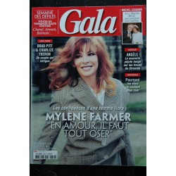 PHOTO 325 MYLENE FARMER PAR HERB RITTS SAGA NEWTON COMTE PIRELLI ELLE 50 ANS 95