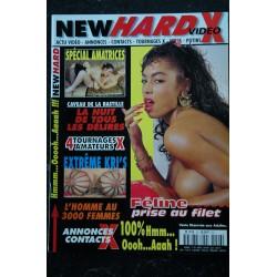 New Hard Vidéo N° 22 TOURNAGES X FELINE la nouvelle bombe sexuelle Babett Tania