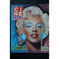 CINE TELE REVUE 40 1986 OCTOBRE COVER MADONNA LOOK SENSUEL 3 SHANGAÏ SURPRISE 5 PAGES