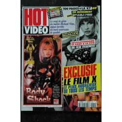 HOT VIDEO HS N° 013 M 6850 Unique ! BUDA le dernier film de Rocco inédit en France Les plus belles filles de Budapest