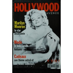 HOLLYWOOD AVENUE 7 MAI 1994 MADONNA INEDITE LES PHOTOS DU GIRLIE SHOW 26 PAGES + POSTER