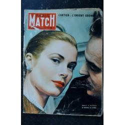 PARIS MATCH N° 447 * 3 novembre 1957 * Paris en deuil de Christian DIOR Le drame de l'Orient Express