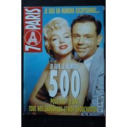 L'Express Hors-Série n° 1 LE CINEMA 100 ans , 100 films Cover Marylin Monroe 1992