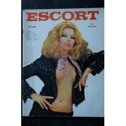 ESCORT Vol.12 N° 6 NUDE IN NOTTINGHAM GINI ANDREA DEBBIE JANE NUDE EROTIC VINTAGE