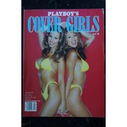 PLAYBOY'S COVER GIRLS 1997 08 Barbara Moore Priscilla Taylor