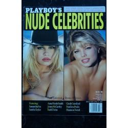 PLAYBOY'S NUDE CELEBRITIES 1997 03 Pamela Anderson Donna D'Errico