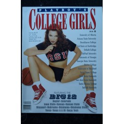 PLAYBOY'S COLLEGE GIRLS 1997 04 Cindy Roubal Erin Wilson