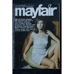 MAYFAIR UK Vol 02 N° 3 1967 03 TRES RARE Edward HEATH Gossamer Girls MAYLAM Jodrellé Banks