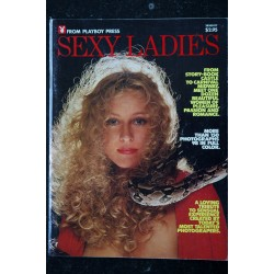MORE SEXY LADIES * 1978 * Playboy Press - RARE - 12 stars 12 photographes voir détail