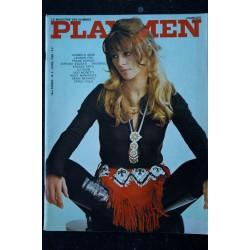 PLAYMEN 2 AVRIL 1968 Cover JEANNE FONDA JULIE CHRISTIE PASCALE PETIT LEONOR FINI ADRIANO BUZZATI