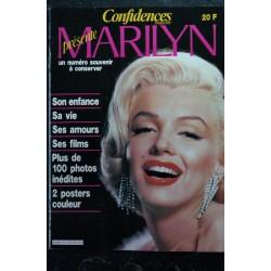 TELE STAR 565 27 JULLET 1987 COVER MARILYN MONROE LES SECRETS DU MYTHE