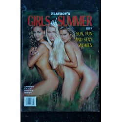 PLAYBOY'S GIRLS OF SUMMER 1996 07 Camille Donatacci Amber Erickson