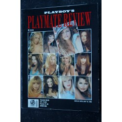 PLAYBOY'S PLAYMATE REVIEW 1996 06 Mellissa Holliday