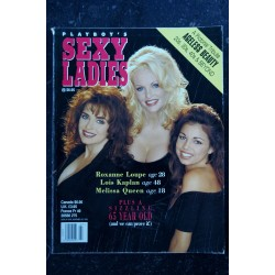 PLAYBOY'S SEXY LADIES 1995 10 Roxanne Loupe Lois Kaplan Melissa Queen