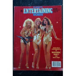 PLAYBOY PRESS 1985 11 Playboy's ENTERTAINING Women