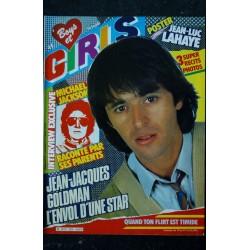 BOYS et GIRLS n° 223 AVRIL 1984 COVER MICHAEL JACKSON THE WITZ VALERIE KAPRISKY CLAUDE BARZOTTI