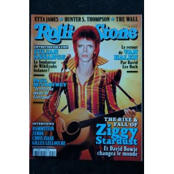 ROLLING STONE 013 NOVEMBRE 2003 COVER BEN HARPER M BLINK 182 PINK PLEYMO NOAH