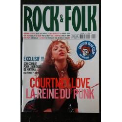 ROCK & FOLK 419 JUILLET 2002 COVER DAVID BOWIE ENTRE LE PARADIS ET L'ENFER RENCONTRE AVEC LE DERNIER GEANT