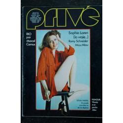 PRIVE 27 1976/01 40 pages de photos pleine page 22 filles au soleil