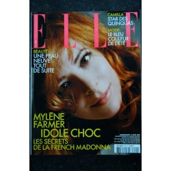 ELLE 3026 29 décembre 2003 NICOLE KIDMAN Cover + 1 page - Lynda LEMAY - Saddam HUSSEIN - Alek WEK - 204 pages