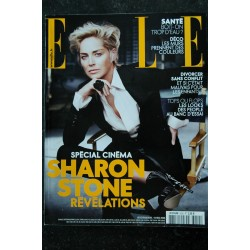 ELLE 3251 AVRIL 2008 COVER MADONNA J'AI PEUR QUE L'ON M'ABANDONNE 8 PAGES INTERVIEW