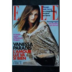 ELLE 2389 21 OCT 1991 COVER VANESSA PARADIS QUI A MIS EN CAGE VANESSA ? INTERVIEW HARRISON FORD