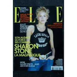 ELLE 3255 SHARON STONE REVELATIONS Cover + 30 pages