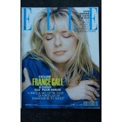 ELLE 2441 12 OCTOBRE 1992 COVER MADONNA MES FANTASMES ! LES PREMIERES PHOTOS DE SON LIVRE CHOC EROTICA