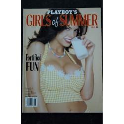 PLAYBOY'S GIRLS OF SUMMER 1997 06 PATRICIA FORD SUNG HI LEE SHAUNA SAND HOLLY WITT LISA BOYLE CHERILYN SHEA