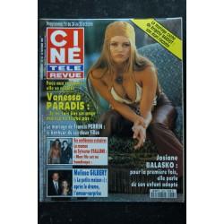 CINE TELE REVUE 1992 12 n° 49 COVER MADONNA SES SCENES D'AMOUR INTERDITES CINDY CRAWFORD ARNOLD SCHWARZENEGGER