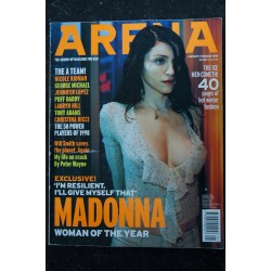 SHE FEBRUARY 1997 Cover MADONNA WHAT KIND OF MOTHER IS SHE ?