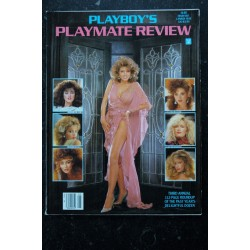 PLAYBOY'S PLAYMATE REVIEW 1987 05