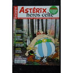 BRETAGNE MAGAZINE 3 2001 COVER ASTERIX SPECIAL ASTERIX HEROS CELTE UDERZO & GOSCINNY