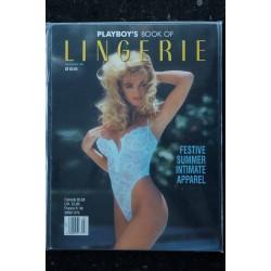 PLAYBOY'S LINGERIE 1992 JUL/AUG HEIDI STALEY DONNA BARRON TAMI RENEE GENA FORD